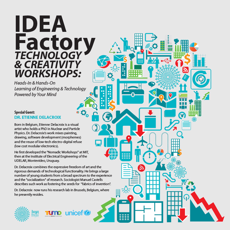 Technology and Creativity Workshops