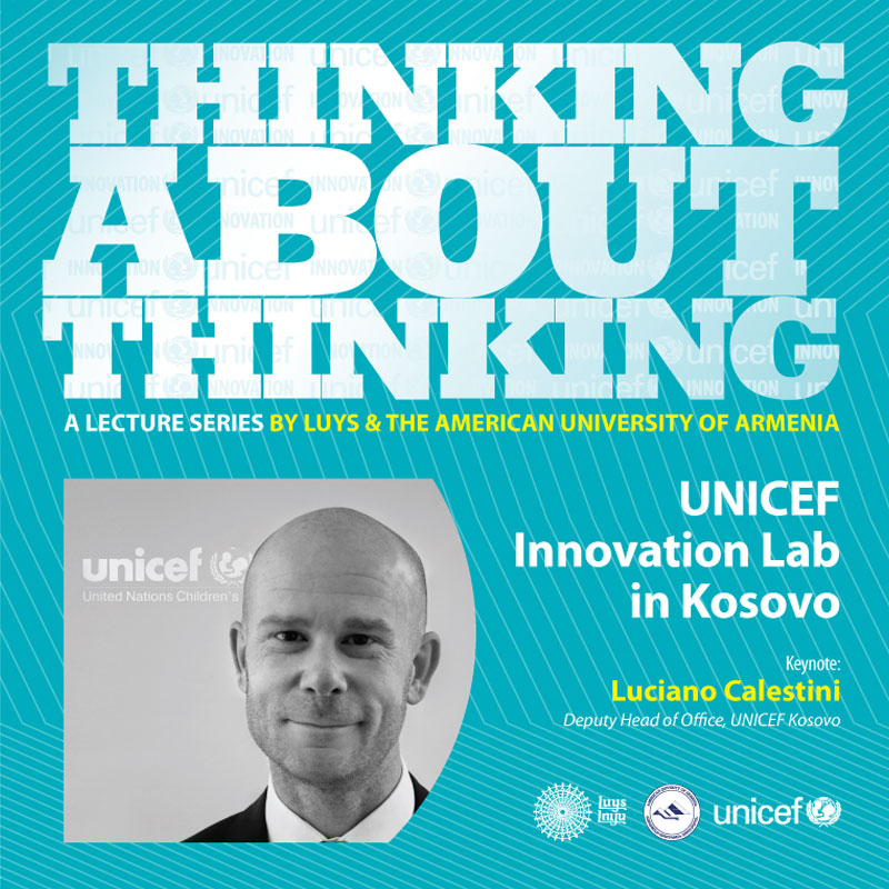 UNICEF Innovation Lab in Kosovo