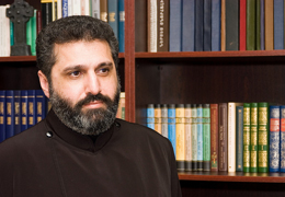 Father Mesrop Aramyan