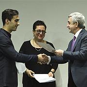Ստարտ Արմենիա դրամաշնորհ. 2016-2017 ձեռներեցության մրցույթի պարգևատրման արարողություն